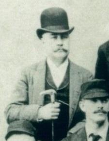 Chicago Treasurer-Secretary John A. Brown
